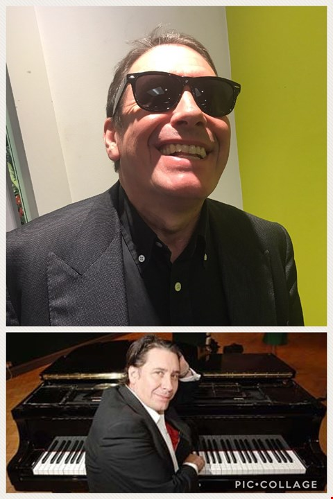 Lot 25 SHADES DONATED BY TV PRESENTER AND MUSICIAN , JOOLS HOLLAND OBE