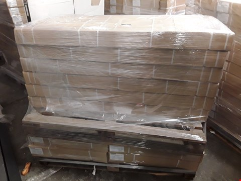 Lot 3107 PALLET OF 10 BRAND NEW KITCHEN ITEMS TO INCLUDE: 500 DRESSER CABINET VANILLA, 150 BASE CABINET VANILLA