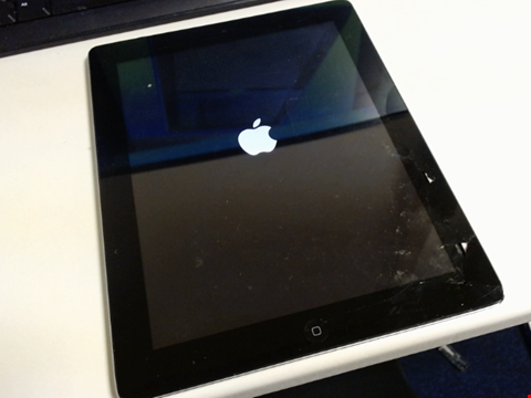 Lot 6058 APPLE IPAD (4TH GENERATION) CAPACITY UNKNOWN TABLET