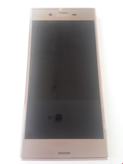 Lot 87 SONY XPERIA XZ PINK MOBILE PHONE