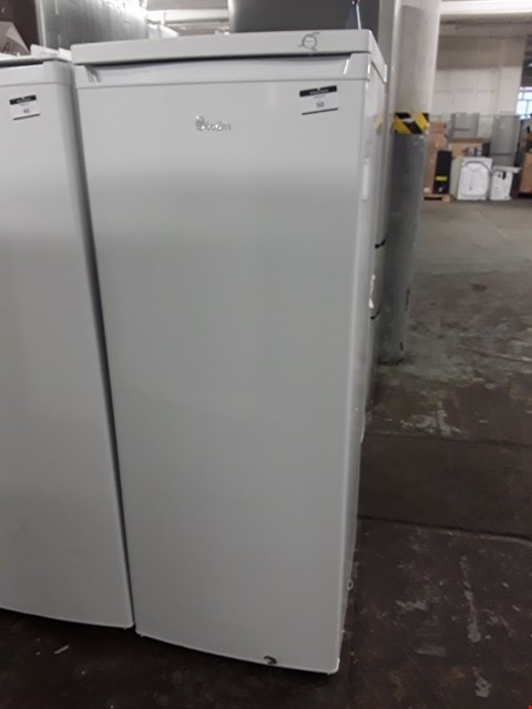 Lot 50 SWAN SR8150W FREESTANDING TALL FREEZER IN WHITE