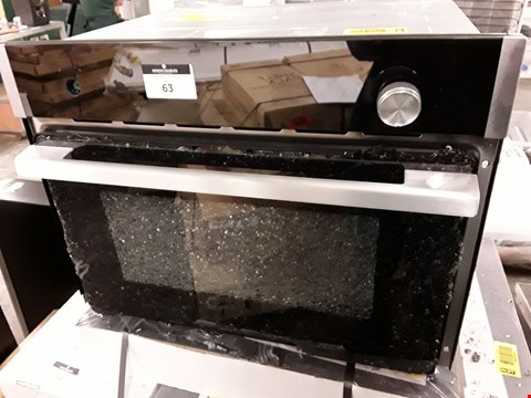 Lot 63 COOKE & LEWIS MGO45CL INTEGRATED MICROWAVE RRP £349