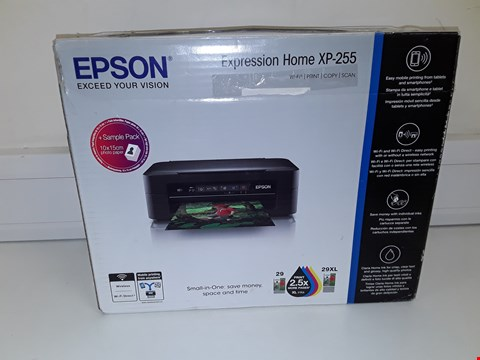 Lot 136 EPSON EXPRESSION HOME XP-255 PRINTER
