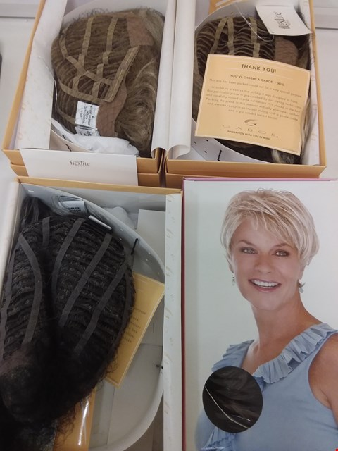 Lot 574 LOT OF ASSORTED WIGS