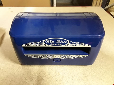 Lot 613 BIG BLUE DIE CUTTING MACHINE BY TATTERED LACE