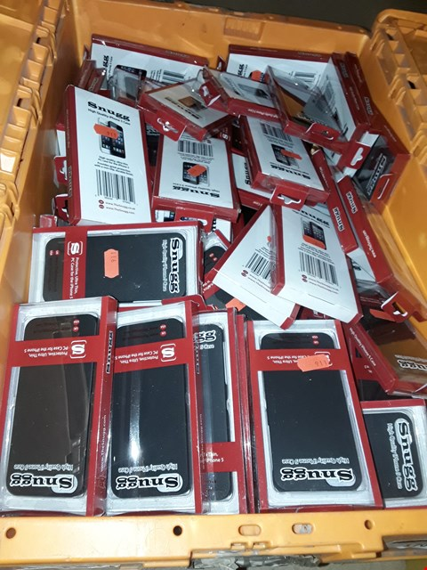 Lot 1703 BOX OF ASSORTED BRAND NEW IPHONE 5 CASES