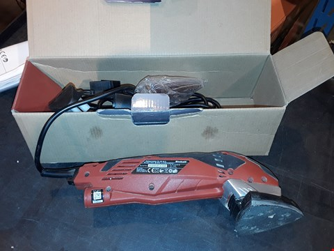 Lot 4355 EINHELL TE-DS 20 E 200 W DETAIL SANDER WITH SOFT START AND VARIABLE SPEED