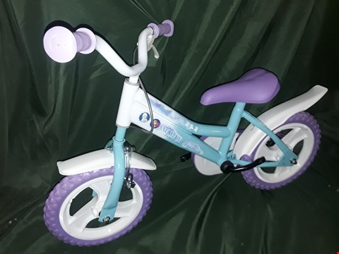 "Lot 4335 DISNEY FROZEN 12"" BICYCLE"
