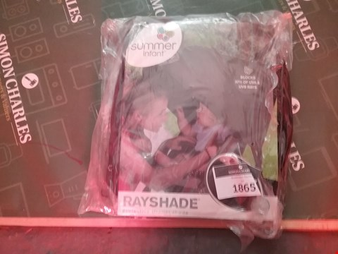 Lot 12196 RAYSHADE PROTECTIVE STROLLER SHADE