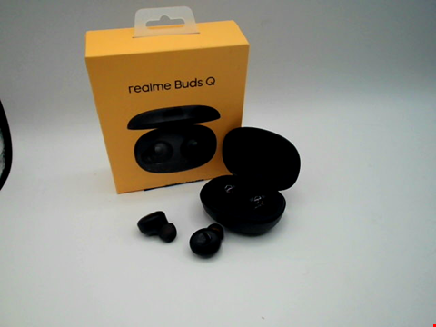 Lot 6383 REALME BUDS Q- WIRELESS BLUETOOTH 5.0 HEADPHONES