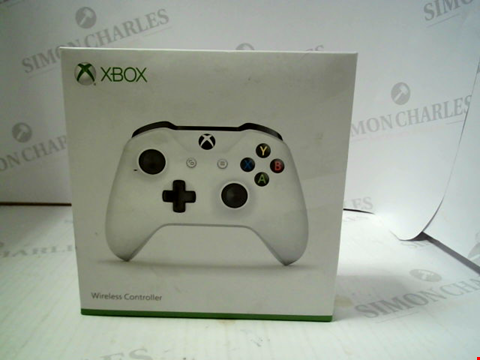 Lot 3097 XBOX WIRELESS CONTROLLER - WHITE