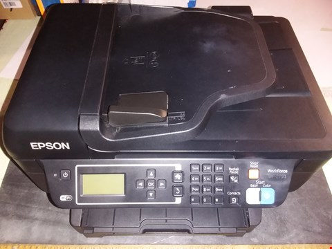 Lot 1742 EPSON ET-4500 MULTIFUNCTIONAL PRINTER