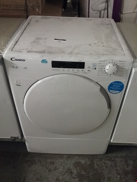 Lot 132 CANDY SMART TOUCH DRYER