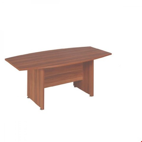Lot 9160 BRAND NEW BOXED FF AVIOR 1800MM BOARDROOM TABLE