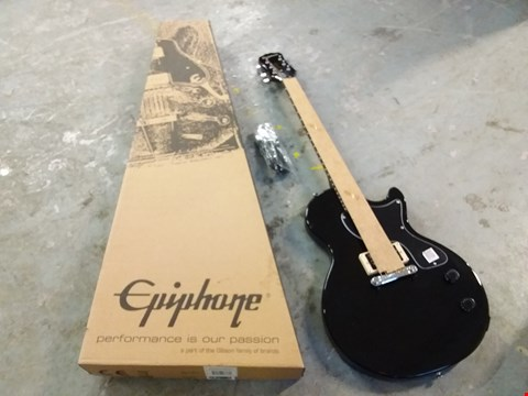 Lot 56 BRAND NEW BOXED EPIPHONE LP JR SINGLECUT ELECTRIC GUITAR