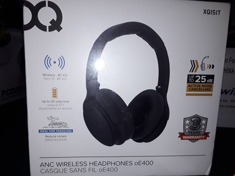 Lot 967 ANC WIRELESS HEADPHONES OE400