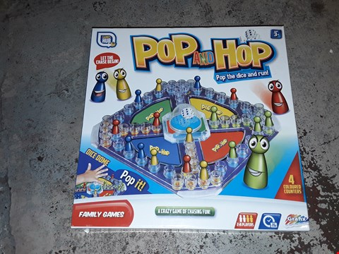 Lot 4 5X POP AND HOP GAME