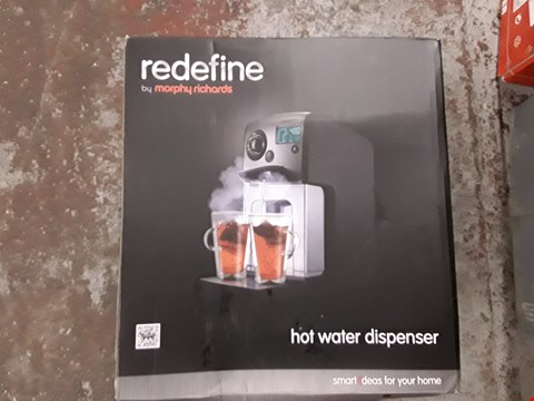 Lot 316 MORPHY RICHARDS REDEFINE HOT WATER DISPENSER