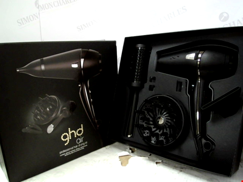 Lot 15226 GHD AIR PROFESSIONAL HAIRDRYER RRP £115.00