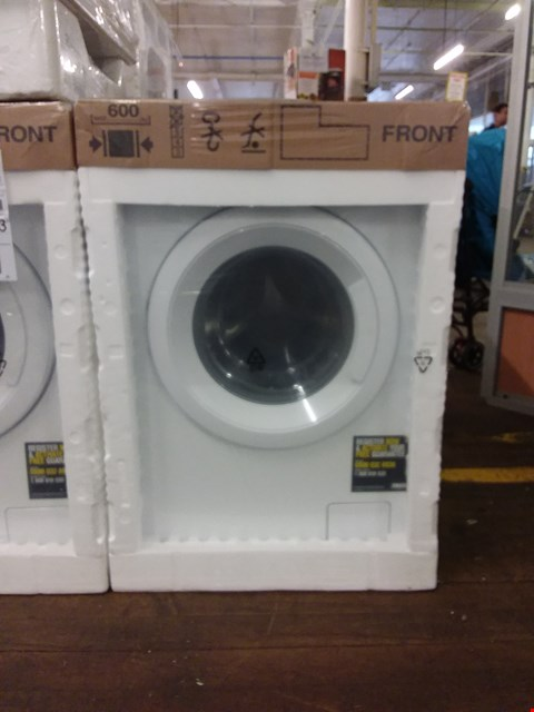 Lot 6059 ZANUSSI ZWD81663NW WASHER/DRYER - WHITE RRP £500