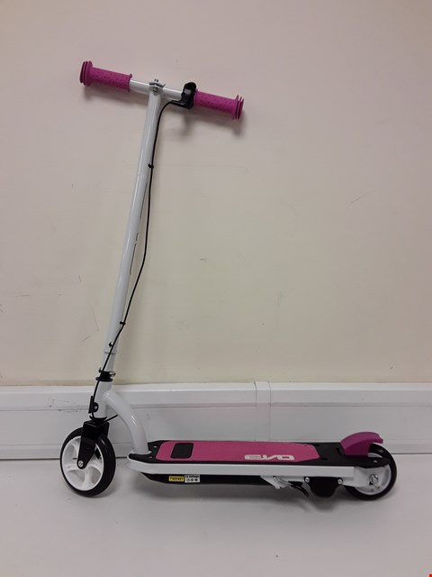 Lot 7760 EVO 6V ELECTRIC SCOOTER RRP £99.99