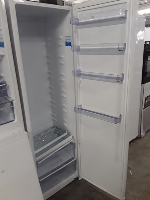 Lot 416 BEKO INTEGRATED TALL REFRIGERATOR