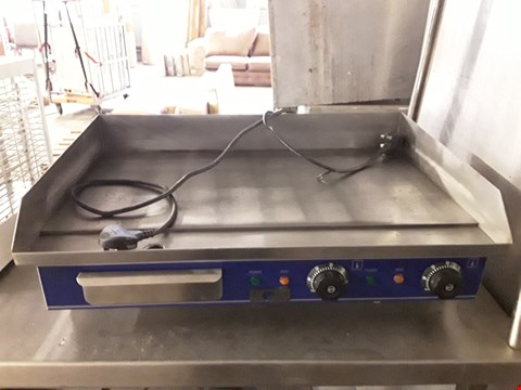 Lot 2123 65CM GRIDDLE HOT PLATE
