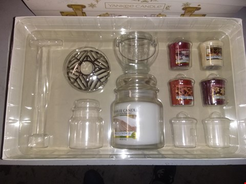 Lot 2194 YANKEE CANDLE GIFT SET