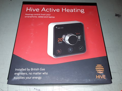 Lot 3232 HIVE ACTIVE HEATING CONTROL FROM MOBILE, TABLET, LAPTOP