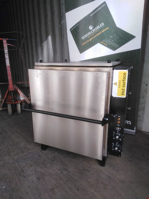 Lot 3023 BLACK ROCK 230V GRILL