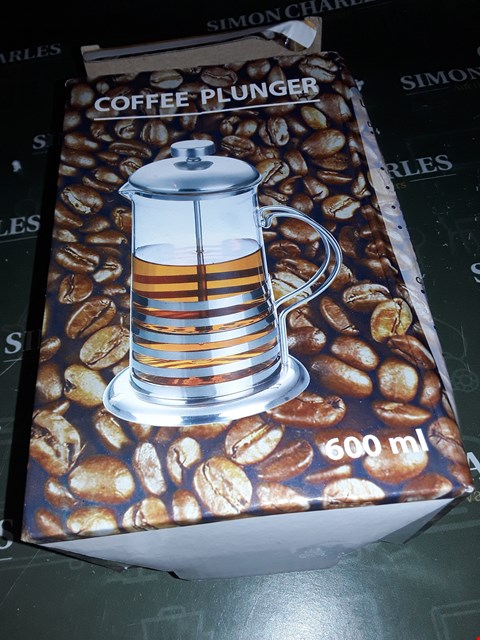Lot 5245 COFFEE PLUNGER 600ML