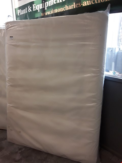 Lot 51 QUALITY BAGGED SUPERIOR COMFORT 150CM KING SIZED MATTRESS