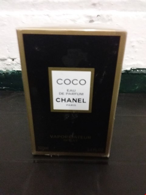 Lot 11025 BOXED CHANEL COCO EAU DE PARFUM 100ML