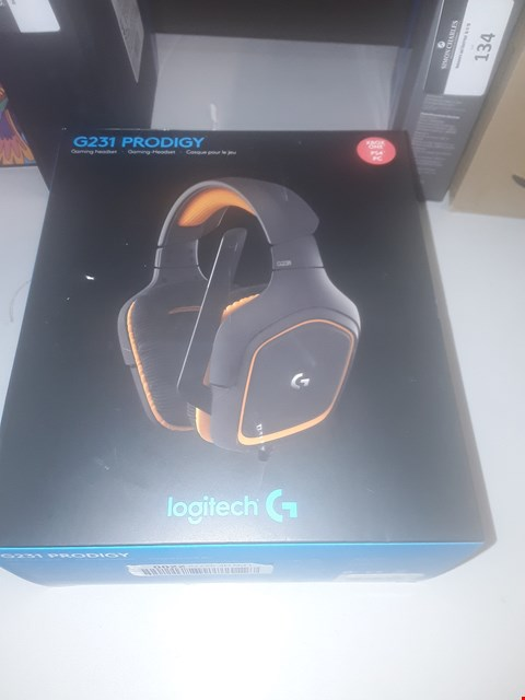 Lot 133 LOGITECH G231 PRODIGY GAMING HEADSET
