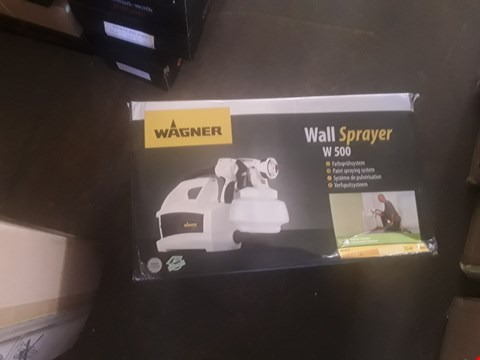 Lot 1174 WAGNER UNIVERSAL SPRAYER 500