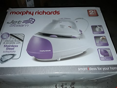 Lot 644 MORPHY RICHARDS JET STEAM IRON