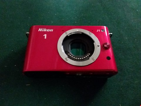 Lot 401 BOXED NIKON J1 DIGITAL CAMERA BODY (LOT 13)