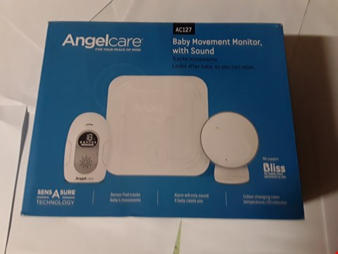 Lot 1841 ANGELCARE AC127 BABY MOVEMENT MONITOR