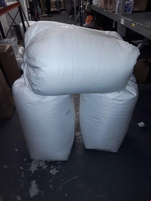 Lot 203 3 LARGE BAGS OF POLYSTYRENE BALLS