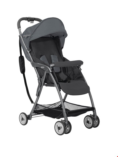 Lot 1223 BRAND NEW BOXED GRACO FEATHERWEIGHT STROLLER (1 BOX) RRP £149.99