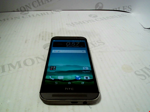 Lot 5263 HTC ONE M8 16GB ANDROID SMARTPHONE