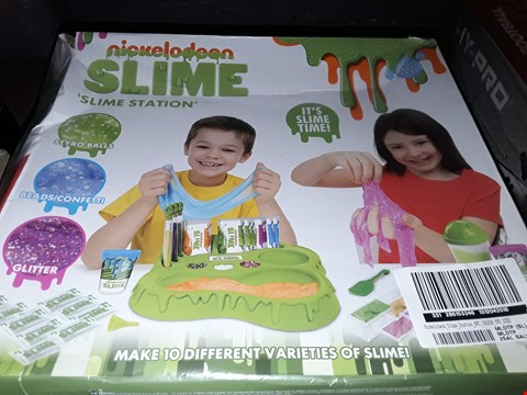 Lot 5032 NICKELODEON SLIME STATION