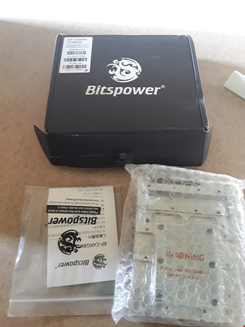 Lot 33 BOXED BITSPOWER MX299CB MONO BLOCK