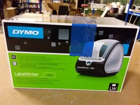 Lot 1052 DYMO LABEL WRITER