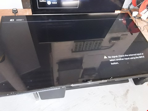 """Lot 425 SONY 55"""" 4K HDR TELEVISION MODEL KD-55D9305"""