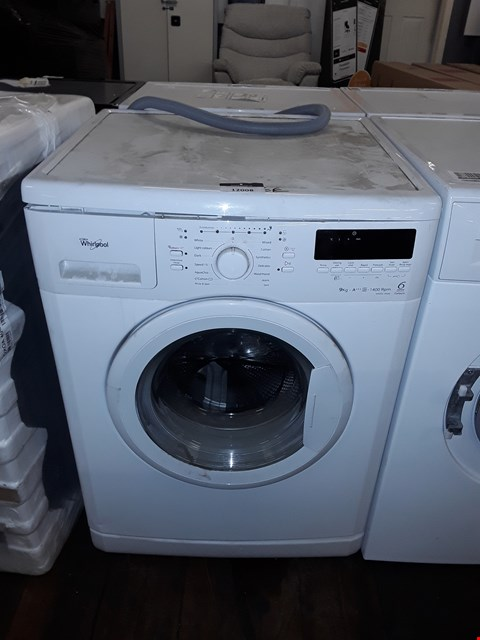 Lot 12008 BOSCH VARIO-PERFECT SERIES 4 8KG 1400 SPIN WASHING MACHINE IN WHITE - AN24108GB RRP £599.99