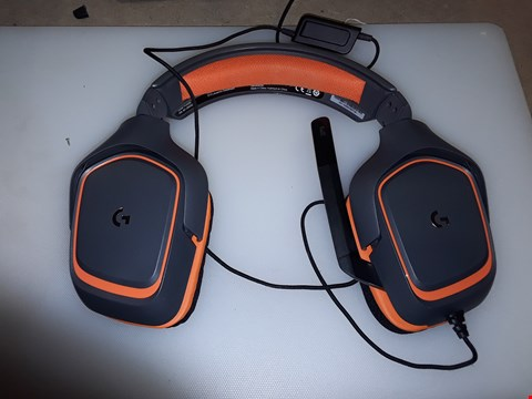 Lot 198 LOGITECH G231 PRODIGY GAMING HEADSET