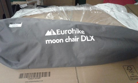 Lot 10925 EURO HIKE DELUXE MOON CHAIR