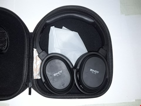 Lot 5028 LINDY NC-60 ACTIVE NOISE CANCELLING HEADPHONES