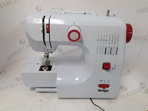 Lot 10795 VENGA SEWING MACHINE